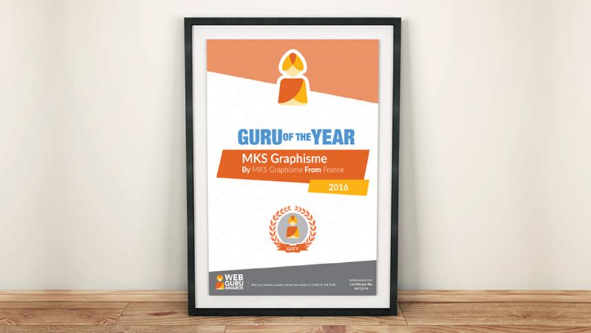Guru of the Year 2016