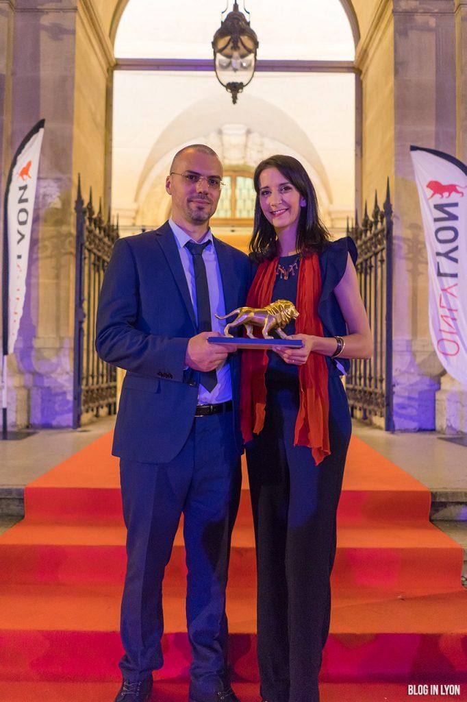 Stars & Heroes Awards 2017 - Clarisse Bret et Mickaël Soler