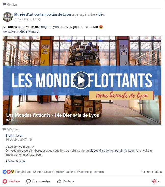 14e Biennale de Lyon - MKS Graphisme - Blog In Lyon